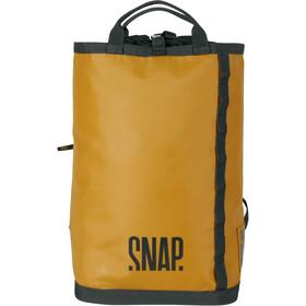 Snap Haulbag 18l, amarillo
